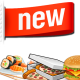Новые роллы, пиццы, бургеры  и другие новинки нашего меню.