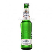 Пиво Балтика №0 0,5л
