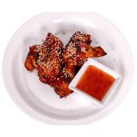 Плечики  куриные с соусом