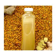 Лимонад имбирно-облепиховый 0,5 л